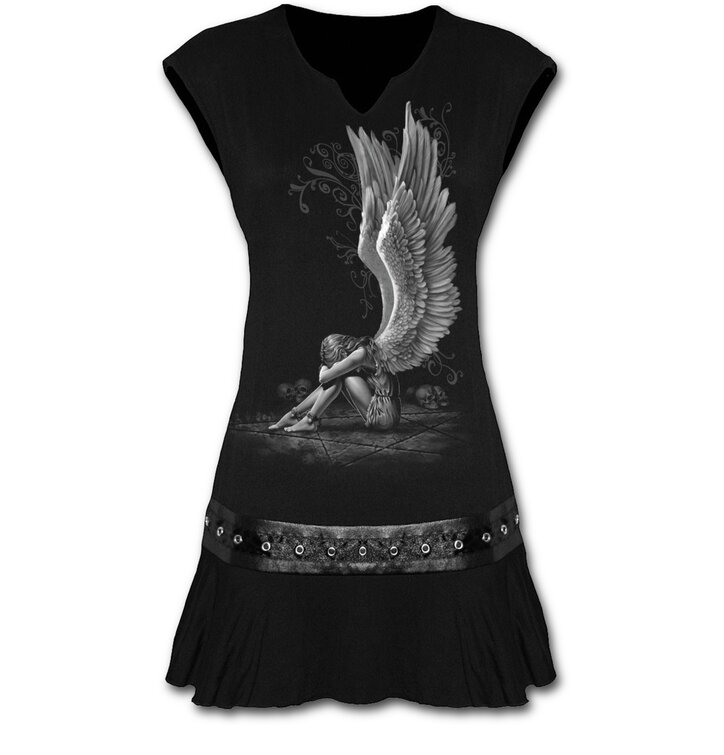 Mini Dress Angel's Wings