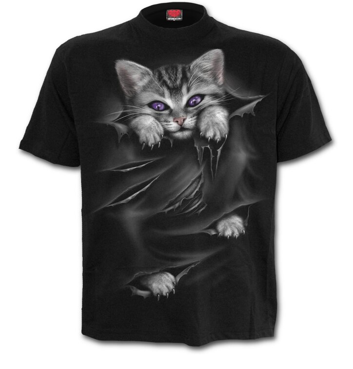 T-shirt Cat's Claws