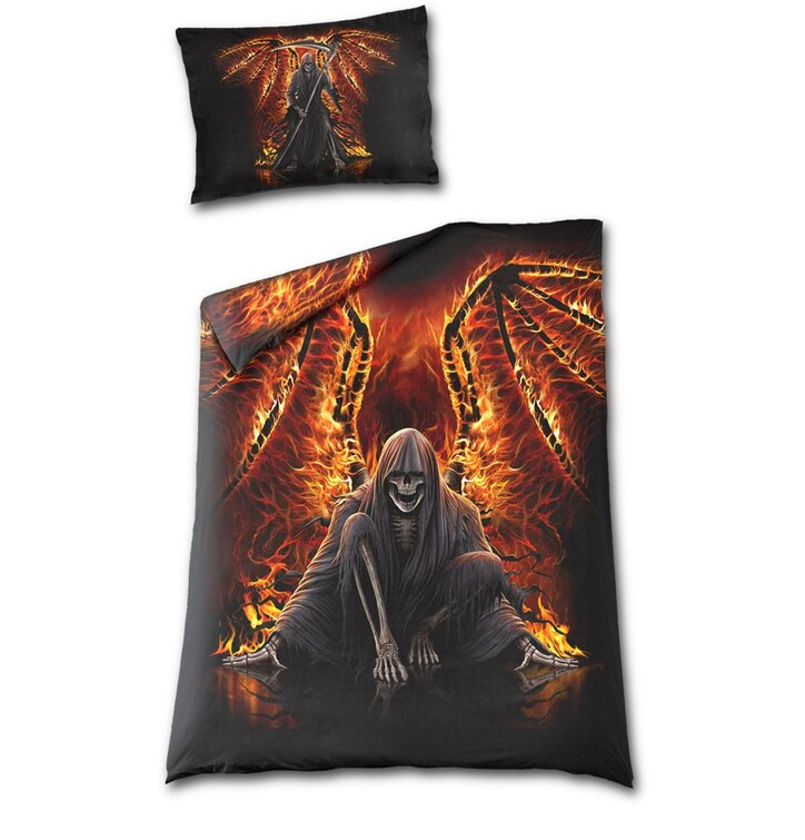 Duvet Cover Fiery Wings