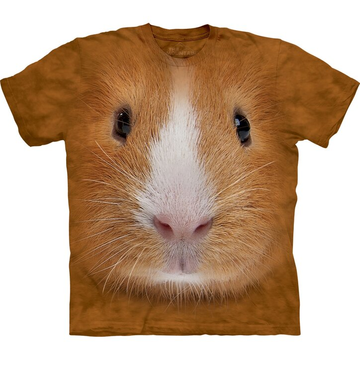 Guinea Pig Face Adult