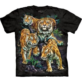 T-shirt World of Tigers