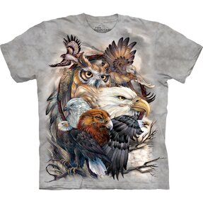 T-shirt Birds' World