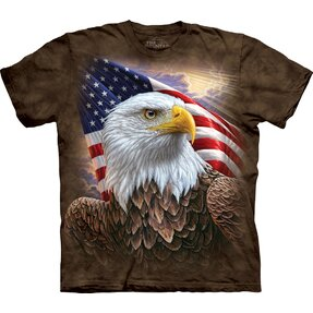 T-shirt Profile of American Eagle