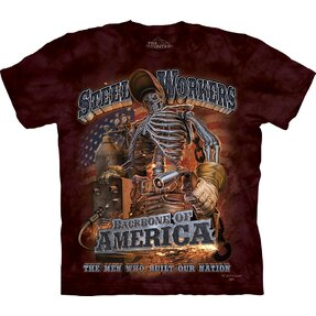 T-shirt Iron Workers