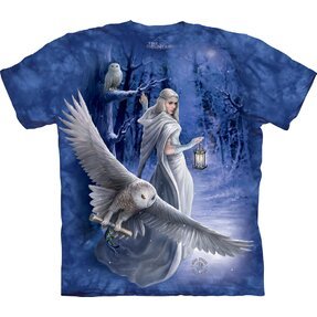 T-shirt Queen of Owls