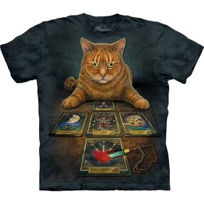 T-shirt Cat of Destiny