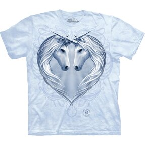 T-shirt Heart of Unicorns