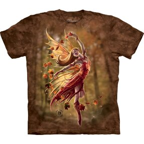 T-shirt Fairy of Autumn