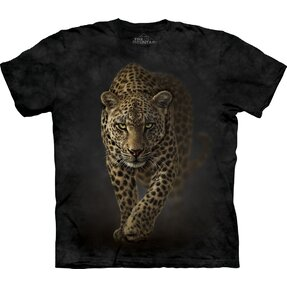 T-shirt Mysterious Cougar
