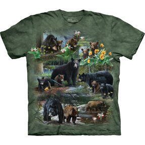 T-shirt Farm of Bears