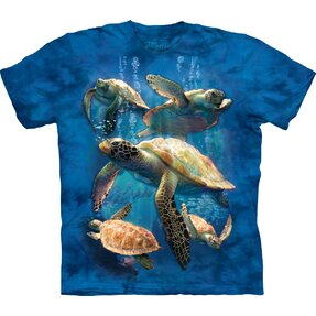 T-shirt World of Turtles
