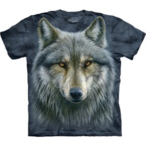T-shirt Bewitched Wolf