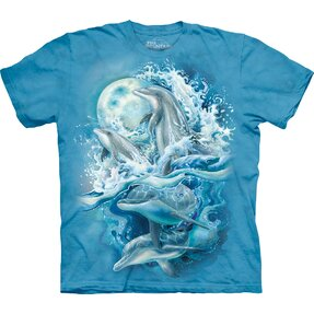 T-shirt Games of Dolphins