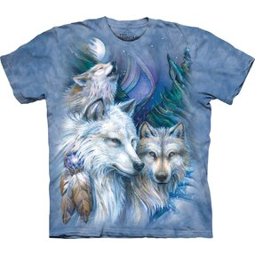 T-shirt Wolf's Sign