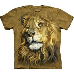 T-shirt Lion's Profile