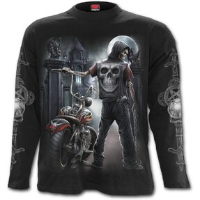 Long Sleeve Biker