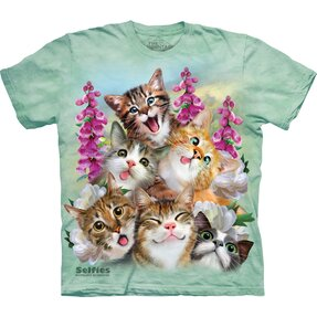 T-shirt Crazy Cats Child