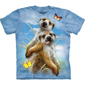 T-shirt Cheerful Suricats Child