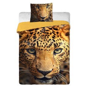 Photo Bedding Leopard Brown