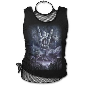 Ladies' Tank Top 2in1 with Design Heaven