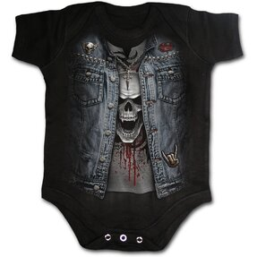 Bodysuits with design Denim Vest