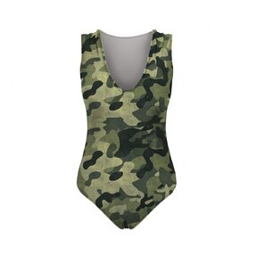 Ladies' Camo Swimsuit