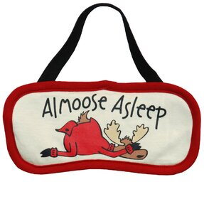 Sleep Mask Falling Asleep