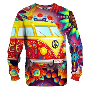 Sweatshirt Greenpeace Old Van