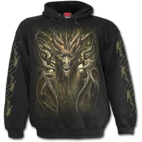 Sweatshirt with design Dragon Forest