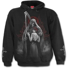 Sweatshirt with design Deadly Kiss