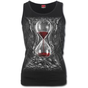 Ladies' Tank Top Bloody Hourglass