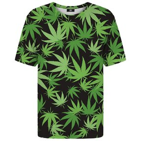 T-shirt with Short Sleeve Painted Mary Jane