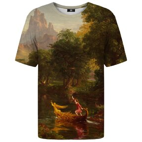 T-shirt The Voyage of Life