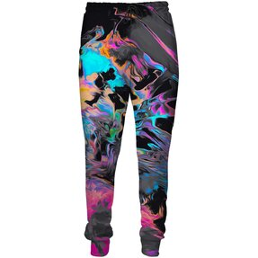 Unique Aladdin Sweatpants Space Colours