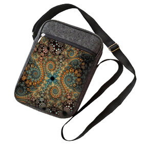 Unisex Antracit Bag - Hypnotic