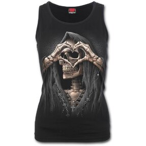 Ladies' Tank Top Dark Love