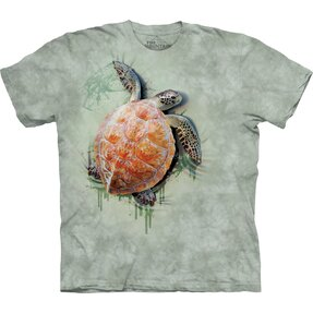 Kids' 3D T-shirt Sea Turtle