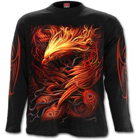 Men's T-shirt with Long Sleeve Phoenix
