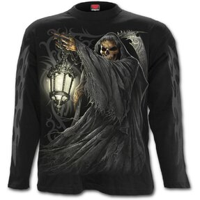 Long Sleeve with design Death with Lantern