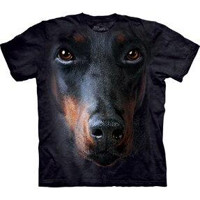 Doberman Face Adult