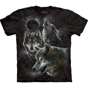 Eclipse Wolves Adult