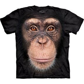 Chimp Face Adult