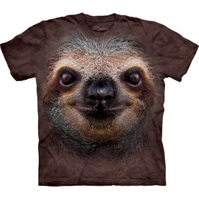 Sloth Face Adult
