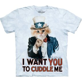 Cuddle Me Humor T Shirt