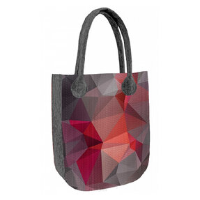 City Shoulder Handbag - Prism