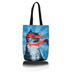 Shop Shoulder Bag - Super Cat