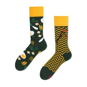 Funny Socks Chinese Noodles
