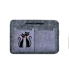 Handbag Organizer - Two Cats