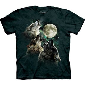 Three Wolf Moon Child