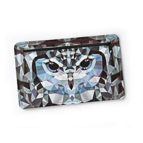Wallet - Grey Owl